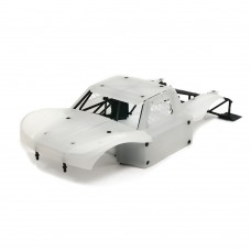 Big flex body with roll cage White