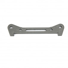 Rear lower suspension front fixed plate