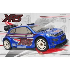 XR-5 Rally Competition Rolling Chassis
