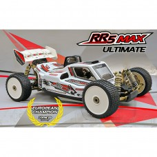 RR5 Buggy Max Ultimate CF Rolling Chassis