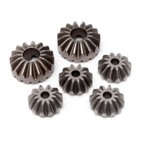 Bevel Gear Set for Alloy Diff Case