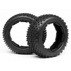 DIRT BUSTER BLOCK TIRE M COMPOUND (170x60mm/2pcs)