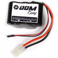 6v Ni-MH 5000mAh Hump Receiver Battery Pack for HPI Baja 5B/5T/5SC