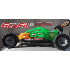Conversion kit Losi 5ive buggy.