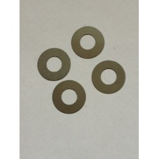 Losi 5ive-T differential shims 10X22X0,25 mm 4 pc.